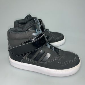 ADIDAS High Top Sneakers Shoes Toddler Little kid